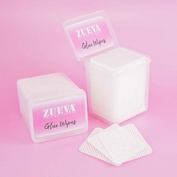 Glue Wipes l Wimpernkleber Reinigungstücher