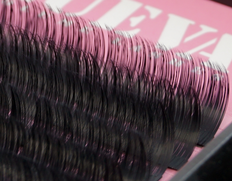 Premium Flat Lashes 0,15 l 1:1 Technik